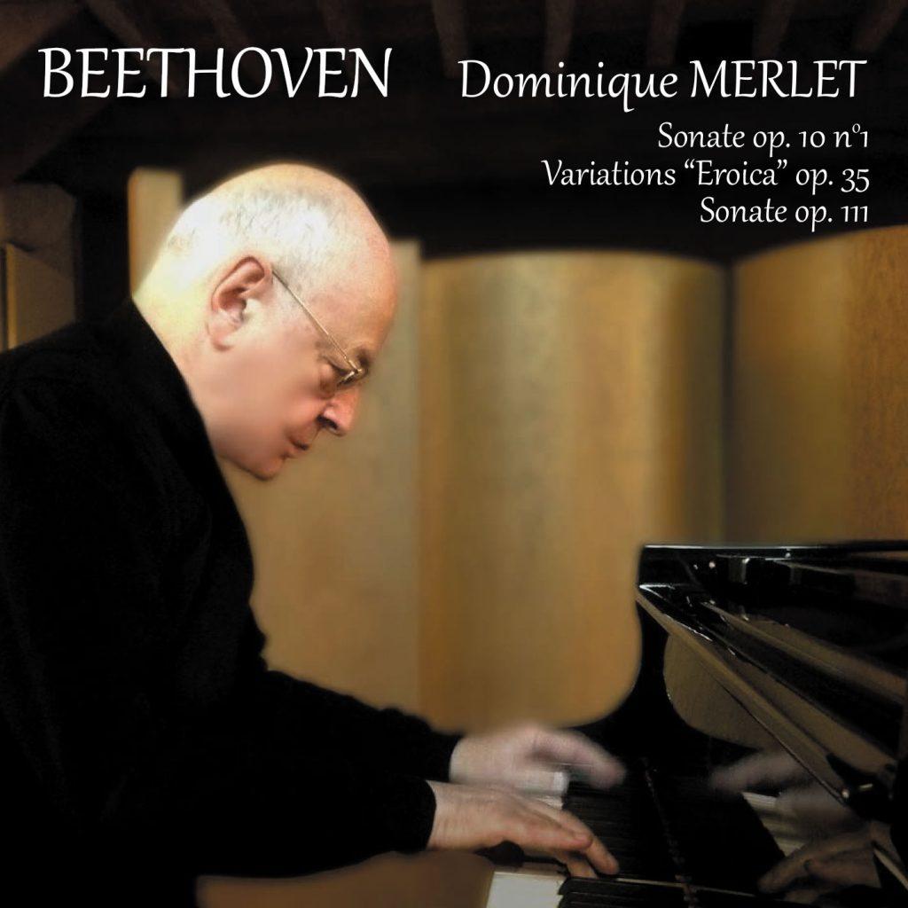Dominique Merlet joue Beethoven pour le Palais des Dégustateurs